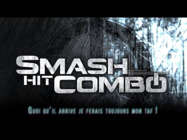 Smash Hit Combo - Nerdz feat Alex Erian (Official Lyric video)