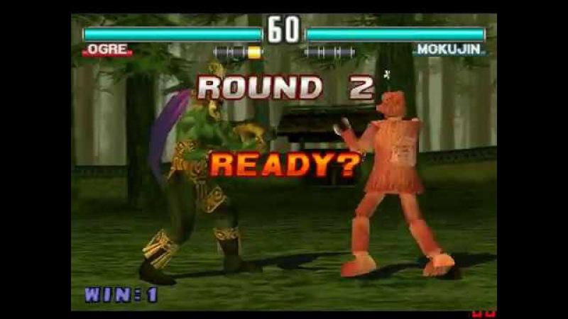 Tekken 3 online Мapuwka,Мамочка (Ogre) vs Vs Joker,RIot,Tanpan (Mokujin) Draw Ничка :P 2017