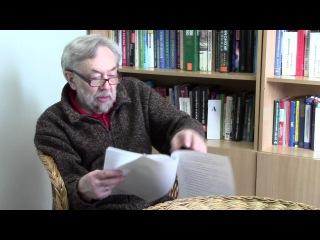 Архитектор-реставратор Сергей Михайлов читает «Золоченые лбы» Б. Шергина