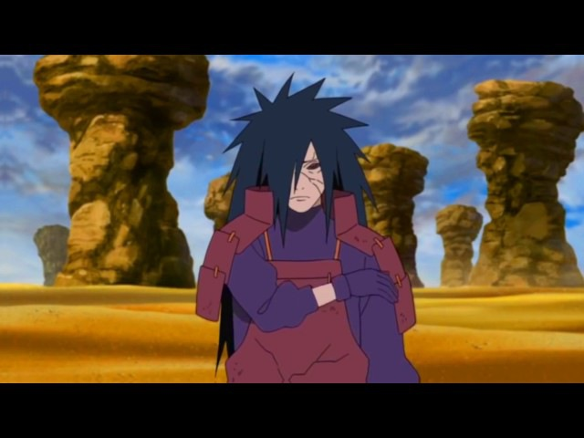 XXXTENTACION King of the dead Madara vs Shinobi alliance AMV RAW