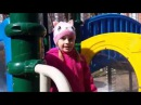 Прогулка рейд по детским площадкам на самокате... Ride on playgrounds
