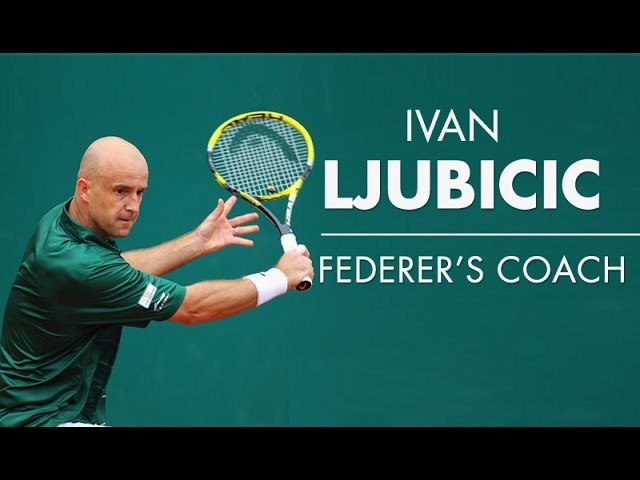 Roger Federer's Coach -Ivan Ljubicic - Best shots in Indian Wells 2010