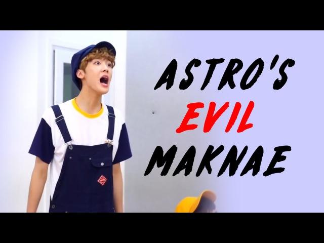 ASTRO's Evil Maknae, Yoon Sanha!