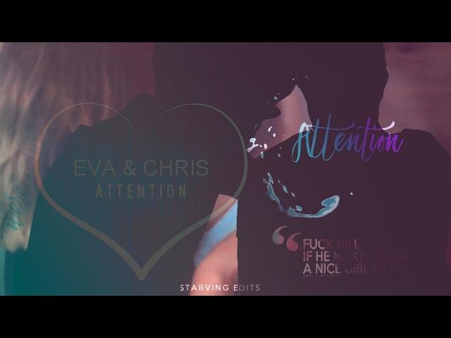 Eva Chris | Attention (4x10)