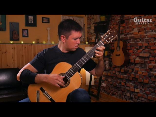 Fantasie - S.L.Weiss (Artemy Kolesnikov guitar)