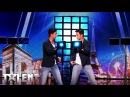 French Twins France's Got Talent 2016 Week 2