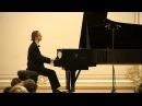 Bach. English Suite No.3 in G minor, BWV 808. Александр Лубянцев