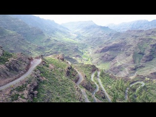 The Canary Islands By Air: Shot on DJI Mavic Pro in 4K