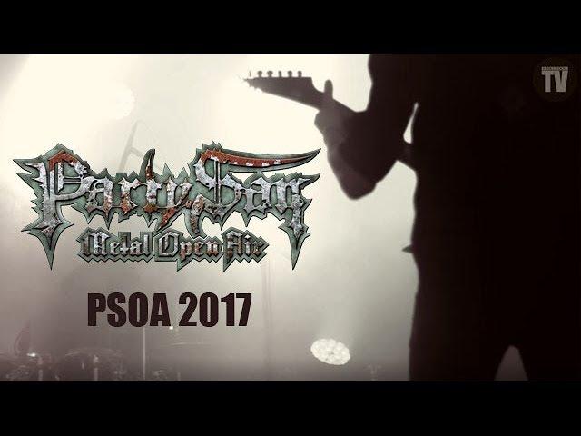 Metal Open Air 2017 Ein Film