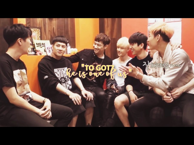 Got7 and jackson wang | he is one of us