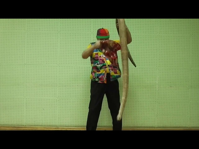 Magic props invented and made by Valeriy Bastrakov