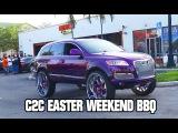 C2C Easter Weekend BBQ