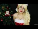 ASMR Santa girl ❄ Merry Christmas ❄ Kind words and compliments to you   ASMR Whisper