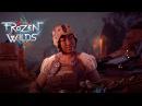 Прохождение Horizon Zero Dawn The Frozen Wilds 7 PS4 Изобретательница Варга