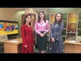 В гостях программы День за Днем радиоведущая Сабрина Багирова