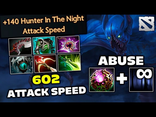 Miracle Night Stalker Abuse - Dota 2 Patch 7.07