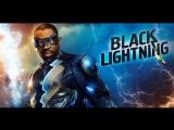 Первый трейлер сериала «Черная молния»