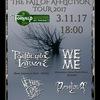 THE FALL OF AFFLICTION TOUR - ВИТЕБСК 03/11/17
