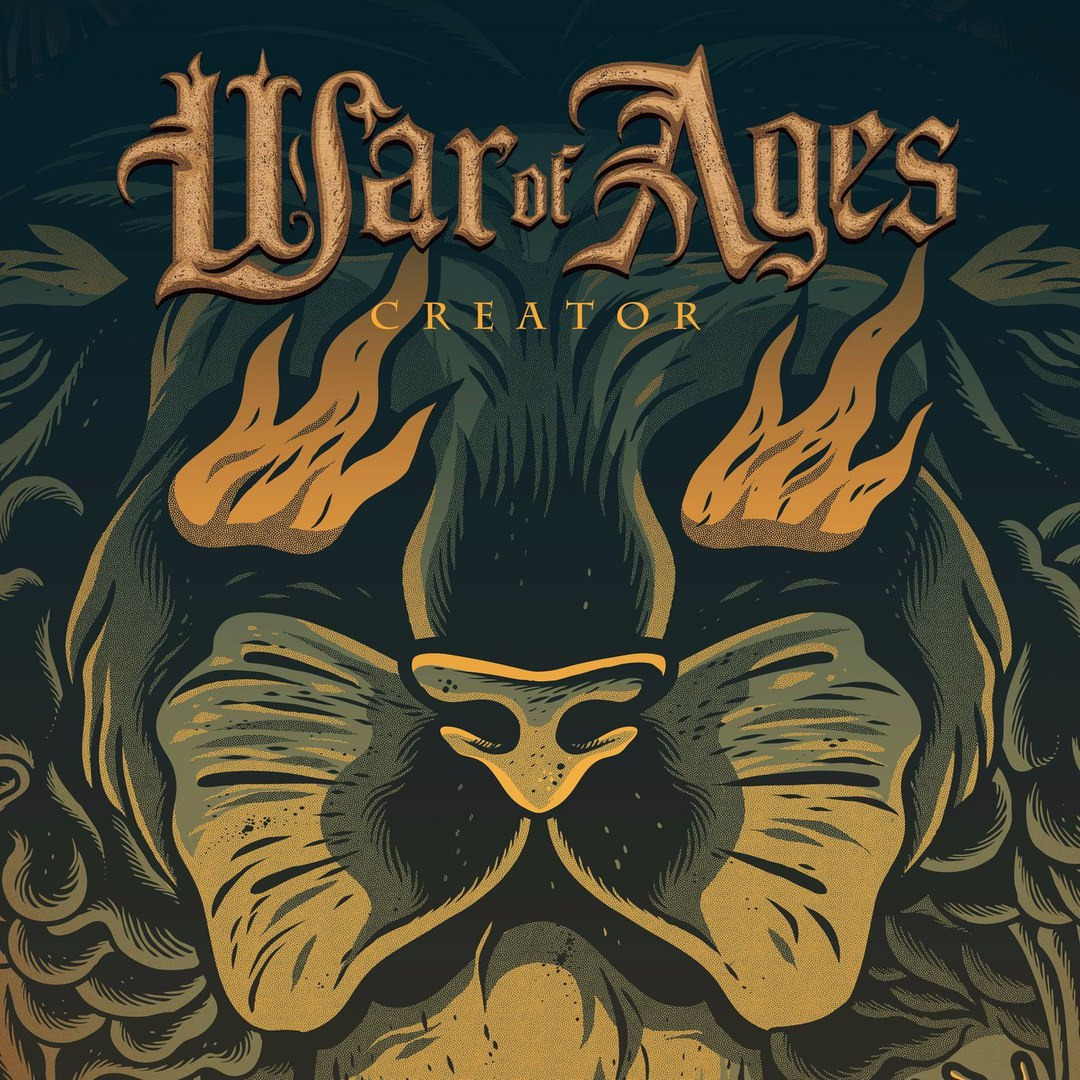 War Of Ages - Creator [Single] (2017)