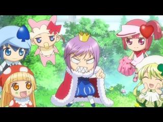Чара-хранители! (первый сезон) | Shugo Chara! - 1 сезон 38 серия