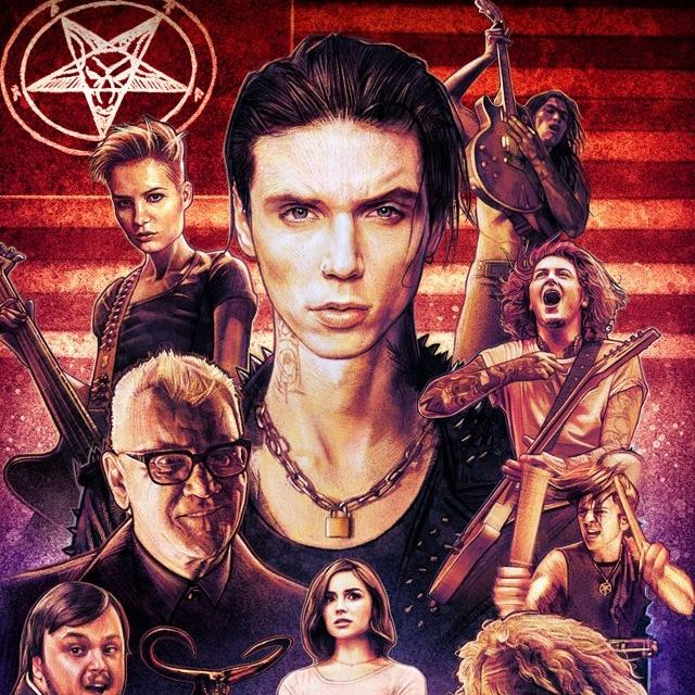 The Relentless - American Satan [Original Motion Picture Soundtrack] (2017)