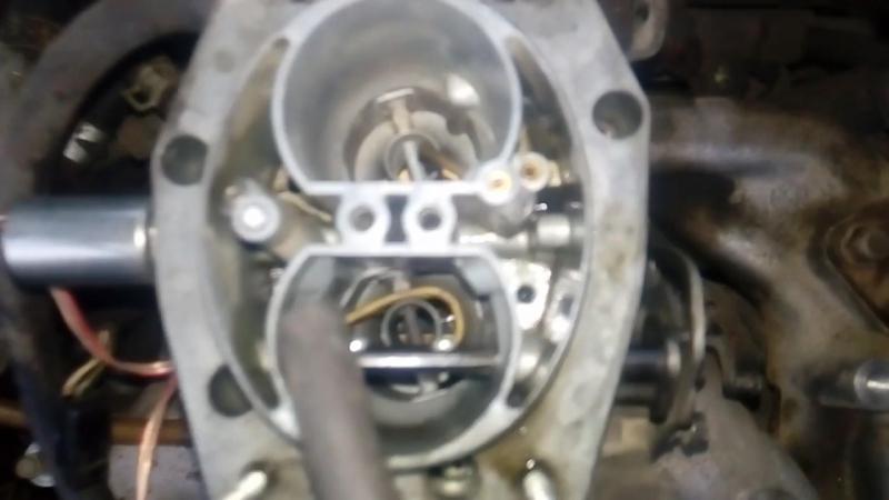Солекс 21083 на двигатель 5A-F