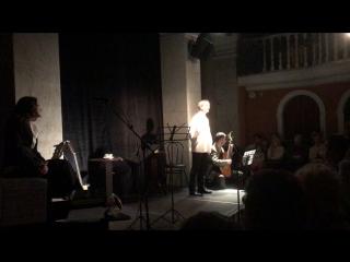 Ульяна ангелевская. the sally gardens. музыка барокко. театр камбуровой. 19.09.2017