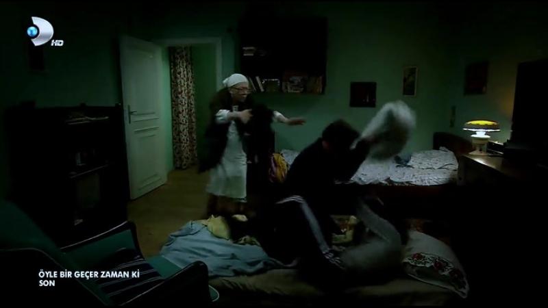 Бесценное Время(120 серия)-Мете и Осман.Cчастливая сцена братишек