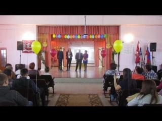 Представители из посольств США и Болгарии в Техникуме индустрии питания и услуг