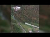 Irma Aerial Footage of St Thomas Island