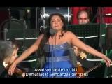 Anna Netrebko - Merce, dilette amiche (bolero de Elena) de I Vespri Siciliani de Verdi