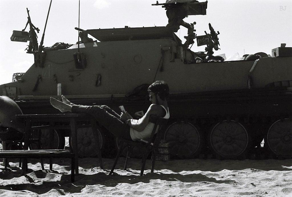 Война Судного дня, октябрь 1973 года.
