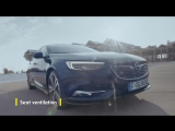 Business Class Luxury in the New Opel Insignia