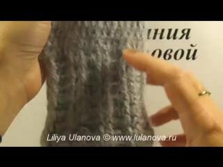 Варежки крючком для мамы - Crochet mittens - рельефные варежки (1)