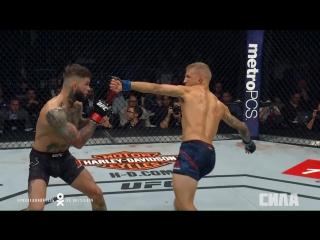 UFC 217 Главные моменты вечера-