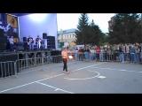Прорыв.Фестиваль уличных искусств.Сергей Неверов.