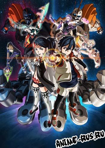 Смотреть онлайн аниме Бубуки Буранки 2 сезон
