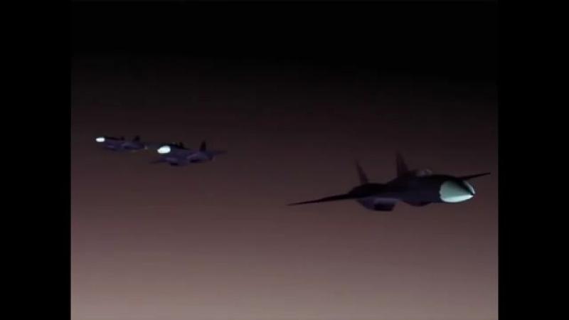 Истребитель АТН-51 «Черная чума» для США !