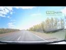 Трасса Оренбург-Казань, кувалда на дороге... ДТП авария
