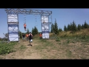 RaceNation Алматы 2017 участок с препятствием веревочная лестница