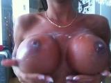 порно(Aniston Bangbros)  голая негритянка большие сиськи вставили / по самое горло модели голые секс эротика вирт минет