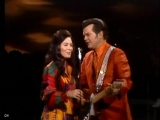 Conway Twitty and Loretta Lynn - After The Fire Is Gone
