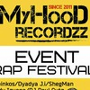 MyHooD Event (РЭП ФЕСТИВАЛЬ)