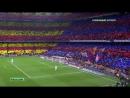 Барселона 2-1 Реал Мадрид. Эль-Классико 22.03.2015. Камп Ноу. Перфоманс фанатов Барсы..360