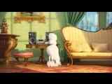 Тайная жизнь домашних животных (2016) - пудель Леонард зажигает, прикол