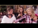 Josephine Skriver, Jasmine Tookes, Sara Sampaio, Taylor Hill, Elsa Hosk &amp Romee Strijd for Victoria's Secret.