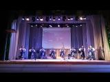 Хоеографический коллектив МВД с. Верхние Татышлы, русский танец