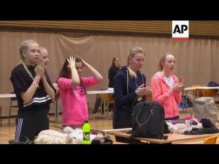 В финляндии прошел чемпионат по...хз что это