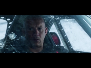 Форсаж 8 ⁄ The Fate of the Furious (2017) Трейлер HD