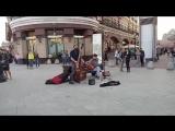 Кукушка - уличные музыканты